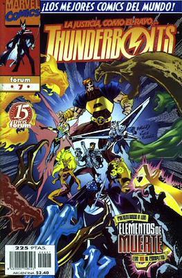 Thunderbolts Vol. 1 (1998-2001) (Grapa 24-40 pp) #7