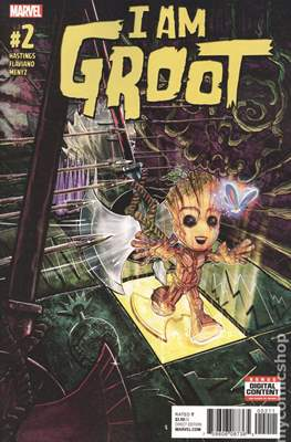 I Am Groot (Comic-book) #2
