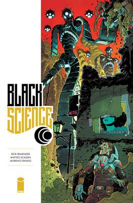 Black Science. Variant Covers (Comic-book) #31.1