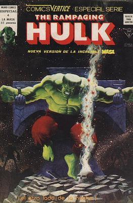 The Rampaging Hulk (Rústica 56 pp) #4