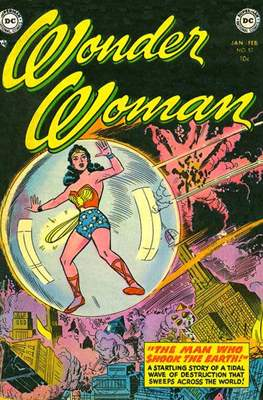 Wonder Woman Vol.1 (1942-1986; 2020-) (Comic Book) #57