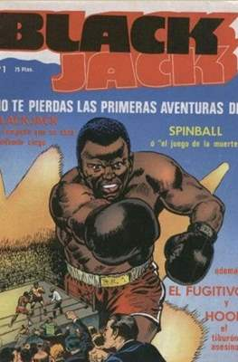 Black Jack / Spinball (Grapa 48 pp) #1