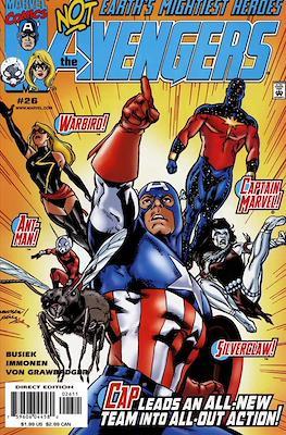The Avengers Vol. 3 (1998-2004) (Comic-Book) #26
