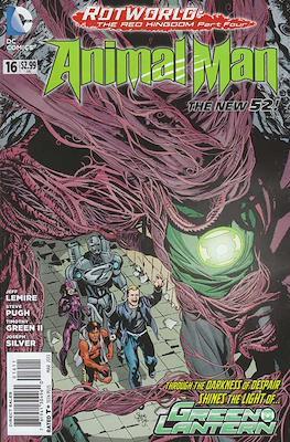 Animal Man vol. 2 (2011-2014) (Comic-book) #16