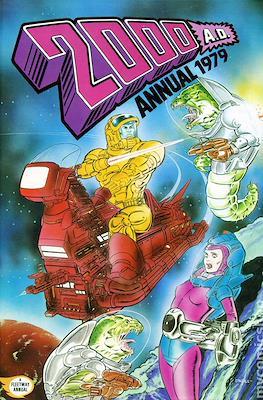 2000 AD Annual #2