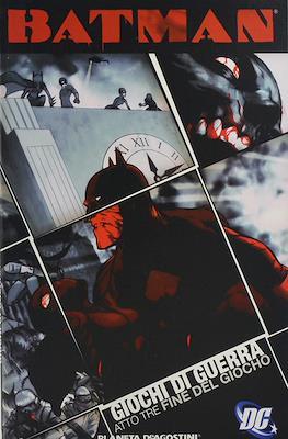 Batman: Giochi di Guerra #3