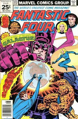 Fantastic Four Vol. 1 (1961-1996) (saddle-stitched) #173