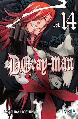 D.Gray-Man (Rústica) #14