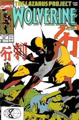 Wolverine (1988-2003) (Comic Book) #28