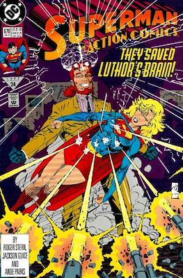 Action Comics Vol. 1 (1938-2011; 2016-) #678