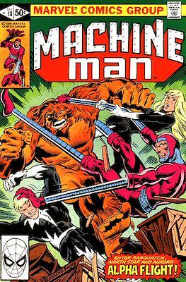 Machine Man Vol. 1 (Comic Book) #18