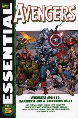 Marvel Essential: Avengers (Rústica) #5