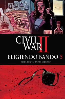 Civil War II: Eligiendo bando (2016-2017) (Grapa) #5