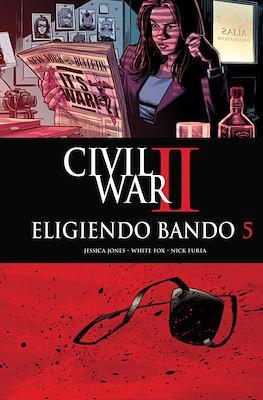 Civil War II: Eligiendo bando (2016-2017) (Grapa) #5