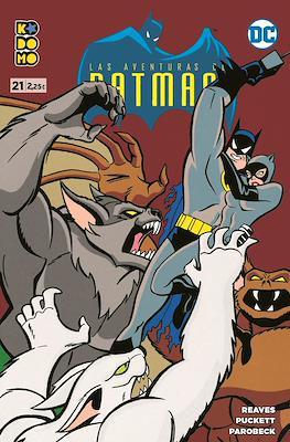 Las aventuras de Batman (Grapa 24 pp) #21