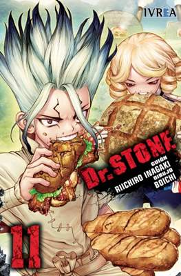 Dr. Stone #11