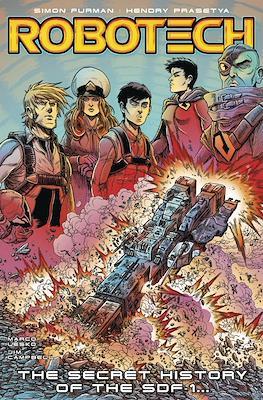 Robotech (Comic Book) #14