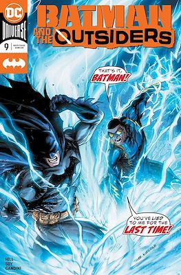 Batman And The Outsiders Vol. 3 (2019) (Comic Book) #9