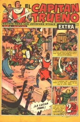 El Capitán Trueno Extra (Grapa, 40 páginas (1960-1968)) #5