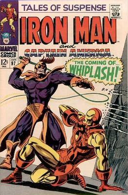 Tales of Suspense Vol. 1 (1959-1968; 2017-...) (Comic-book) #97