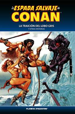 La Espada Salvaje de Conan (Cartoné 120 - 160 páginas.) #38
