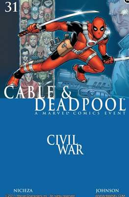 Cable & Deadpool (Comic-Book) #31