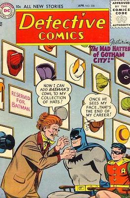 Detective Comics Vol. 1 (1937-2011; 2016-) (Comic Book) #230