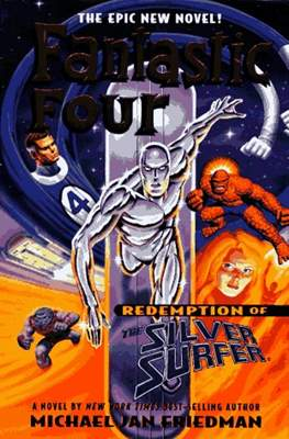 Fantastic Four: Redemption of The Silver Surfer
