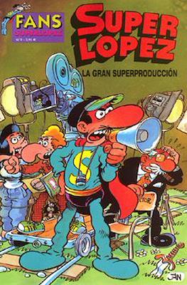 Fans Super López (Rústica) #9