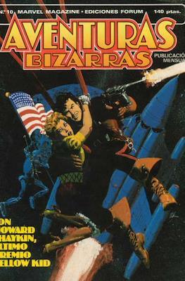 Aventuras Bizarras (1983-1985) (Grapa 72 pp) #10