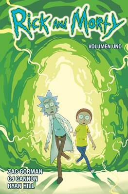 Rick and Morty (Rústica 128 pp) #1