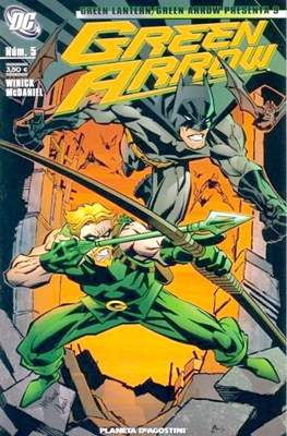 Green Arrow (2007-2008) (Grapa, 48 páginas) #5