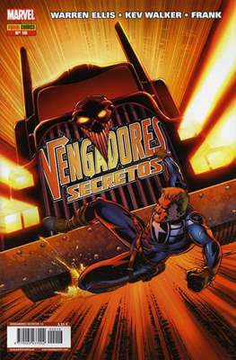 Vengadores Secretos (2011-2015) (Grapa) #16