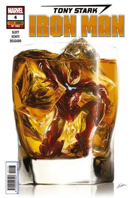 El Invencible Iron Man Vol. 2 (2011-) (Grapa - Rústica) #103/4