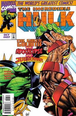The Incredible Hulk Vol.1 (Saddle-stitched. 1962-1999) #457