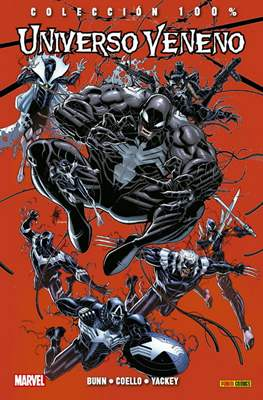Universo Veneno.100% Marvel (Rústica con solapas) #2