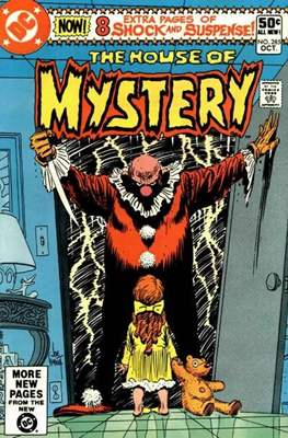 The House of Mystery (Grapa) #285
