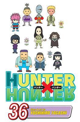 Hunter x Hunter (Softcover) #36
