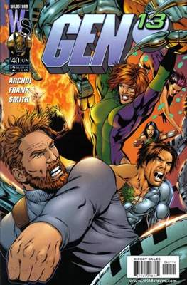 Gen 13 (1999 Series) (Saddle-Stitched) #40