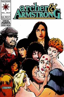 Archer & Armstrong (Comic-book) #13