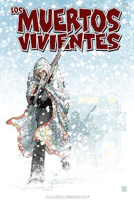 Los Muertos Vivientes (Digital) #7