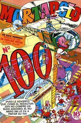 Mortadelo (1970) (Grapa) #100