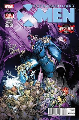 Extraordinary X-Men (Comic-book) #10