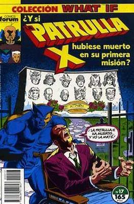 Colección What If Vol. 1 (1989-1994) (Grapa 32 pp) #17