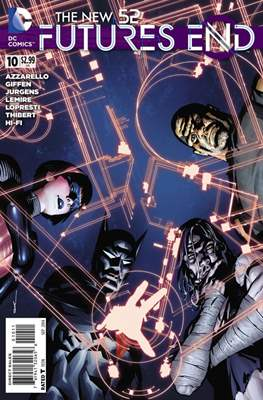 The New 52: Futures End (Comic-Book) #10