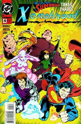 Xenobrood (Comic-book. 32 pp) #4
