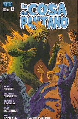 La Cosa del Pantano (2006-2008) (Rústica 64 pp) #13
