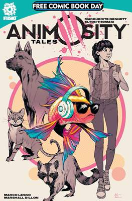 Animosity Tales - Free Comic Book Day 2019