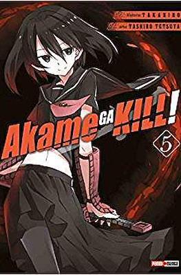 Akame ga Kill! (Rústica) #5