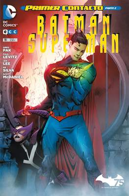Batman / Superman. Nuevo Universo DC (Grapa) #11